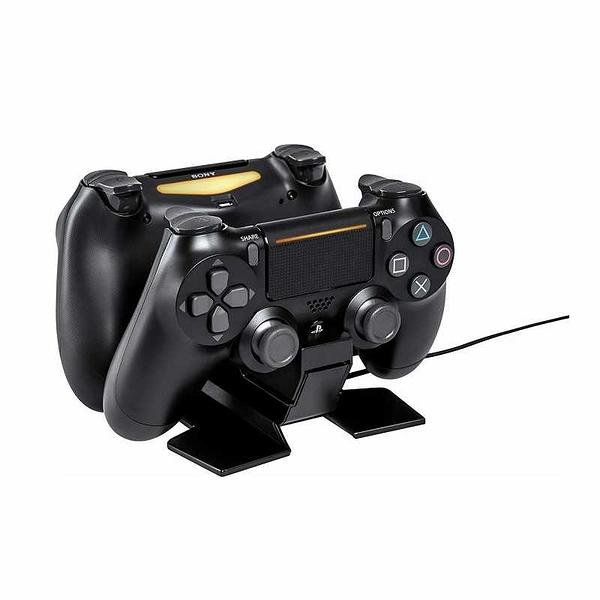 PowerA 充電座 DualShock Charging Station for PlayStation 4 [2美國直購]