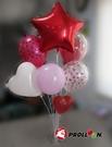 【大倫氣球】桌上型氣球座 氣球展示架 氣...
