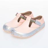 【Jingle】新貓咪奇緣全包款軟木鞋(粉紅色大人款)