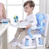 兒童餐椅寶寶餐椅便攜式bb凳兒童餐椅可折疊嬰兒吃飯椅子家用餐桌學座YJT 『獨家』流行館