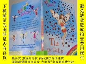 二手書博民逛書店Tia罕見the Tulip Fairy(郁金香仙子蒂婭)Y212829