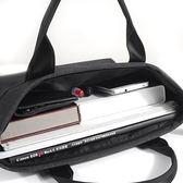 手提文件袋A4拉鍊袋文件包棉布手提公文包 男女士商務辦公會議袋訂製開會袋宣傳資料袋 潮流衣舍