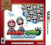 3DS 任天堂精選:瑪利歐與路易吉 RPG 4 夢境冒險(美版代購)