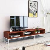 (一件免運)簡約現代北歐客廳電視櫃子茶几多功能組合臥室迷你小戶型地櫃簡易XW