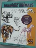 【書寶二手書T3/藝術_QHT】The Weatherly Guide to Drawing Animals_Weath