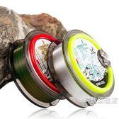 全新琥珀鯉魚線主線子線尼龍線超強拉力釣魚線台釣競技漁線一件免運