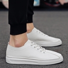 FINDSENSE品牌 四季款 新款 日本 男 高品質 文藝 清新 小白鞋 舒適