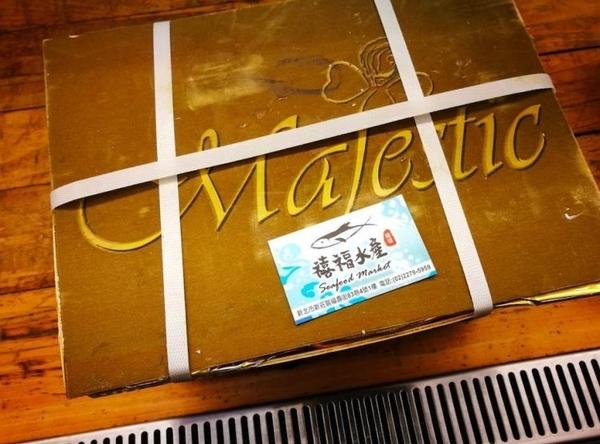 【禧福水產】獨家愛爾蘭頂級瑪皇活體生食生蠔/2號◇$特價130元/顆◇最低價 鮮甜口感 批發