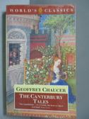【書寶二手書T9/原文小說_OOS】The Canterbury Tales_Chaucer