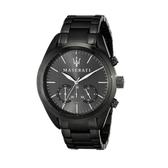 MASERATI WATCH 瑪莎拉蒂手錶 R8873612002 經典三環石英錶 錶現精品 原廠正貨