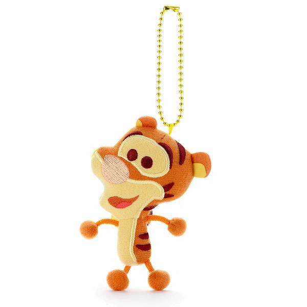 T-ARTS Disney Toy Company 擦擦吊飾 跳跳虎_TA21458