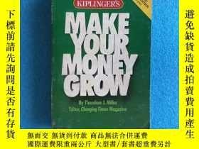 二手書博民逛書店Make罕見Your Money GrowY261601 Theodore J. Miller A Dell