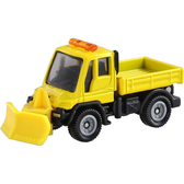 TOMICA 多美小汽車 NO﹒22 Mercedes-Benz UNIMOG SNOWPLOW
