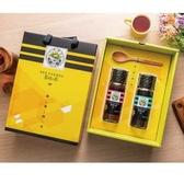 甜蜜四季雙蜜禮盒-(優選Taiwan龍眼425g),特惠88折【養蜂人家】