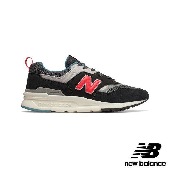 【New Balance】復古鞋 CM997HAI 男性 黑色