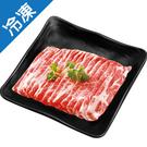 台灣特選豬梅花火鍋片180G/盒【愛買冷凍】