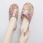 平底鞋 包頭半拖女夏季新款網紗拖鞋外穿平底學生懶人仙女風網紅涼拖 瑪麗蘇