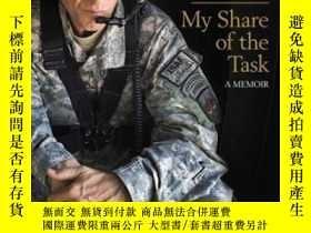 二手書博民逛書店My罕見Share Of The TaskY364682 General Stanley Mcchrystal