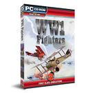 【軟體採Go網】PCGAME-模擬飛行X / 模擬飛行2004-第一次世界大戰 WWI Fighters 盒裝完整版