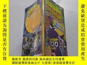二手書博民逛書店Moshi罕見Monsters: My Moshi Monster Joke Book摩希怪獸:我的摩希怪獸笑話書