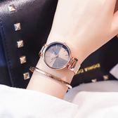 手錶女款正品女名牌韓版簡約女學生休閒大氣時尚潮流氣 伊蒂斯