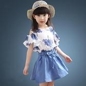 5夏天6兒童服裝7小女孩8衣服9純棉布3-12歲10夏裝4女童洋裝子11