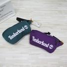 Timberland ATLANTIC DEEP 天柏嵐 單肩包 腰包 A2HEW- 兩色 綠/紫【iSport愛運動】