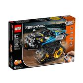 42095【LEGO 樂高積木】Technic科技 無線遙控特技賽車 (324pcs)