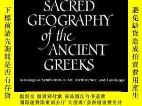 二手書博民逛書店Sacred罕見Geography of the Ancient