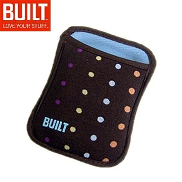 【A Shop】BUILT NY Scoop 掛式相機/iPod便攜袋-彩點(E-SCS-D07)
