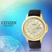 CASIO 手錶專賣店   CITIZEN星辰_BF2013-05P_石英錶_日 期/星期_皮革_男錶
