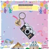 【SAS】(現貨&樂園實拍圖) 東京迪士尼樂園限定 35週年 米奇 照相機造型 鑰匙圈吊飾