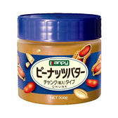 日本加藤奶油花生醬 顆粒 300g