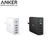 美國Anker PowerPort+ 5孔60W充電器A20535系列黑色
