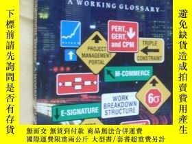 二手書博民逛書店英文原版罕見Project Management TermsY7215 J. LeRoy Ward ESI I
