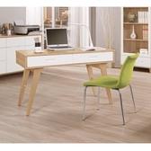 羅德尼4尺二抽書桌/辦公桌(21CM/902-3)/H&D東稻家居