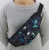 時尚潮流新款胸包男學生帆布腰包男士包包韓版潮男包單肩斜背包包 向日葵