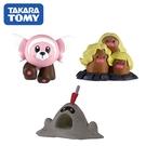 【日本正版】寶可夢 造型公仔 阿羅拉 特化版 MONCOLLE-EX 神奇寶貝 TAKARA TOMY 976226 976233