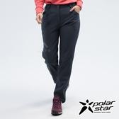 PolarStar 女 抗UV排汗彈性長褲『灰藍』P18308 戶外│露營│釣魚│休閒褲│釣魚褲│登山褲│耐磨褲