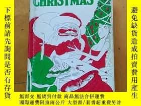 二手書博民逛書店英文原罕見Murder for Christmas 謀殺在聖誕節