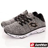 【LOTTO】時尚跑鞋款-LT8AWR6098-灰-女段-0