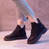 天天新品馬丁靴女英倫風2019新款chic學生春秋韓版短靴個性單靴百搭女靴子