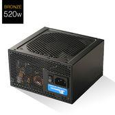 Sea Sonic 海韻 S12II-520 520W 80PLUS 銅牌 POWER 電源供應器