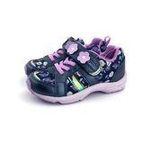 日本月星 MOONSTAR 魔鬼氈 透氣機能學步鞋 《7+1童鞋》C400 紫色