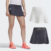 ADIDAS 網球短裙 吸汗快乾 運動褲裙 FU0893 GE5143 贈1襪 20FW【樂買網】