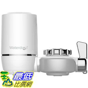 [美國直購] 美國進口6月長效型水龍頭濾水器 Waterdrop 320-Gallon Long-Lasting Water Faucet Filtration