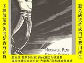 二手書博民逛書店Rockwell罕見Kent: Prints and Drawi