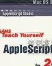 §二手書R2YBb《SAMS Teach Yourself AppleScrip