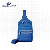 【COLORSMITH】CE.經典單肩後背包・CE1398-BL