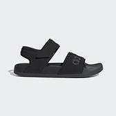 Adidas Adilette Sandal [F35417] 男女鞋 運動 休閒 透氣 涼鞋 雨鞋 穿搭 愛迪達 黑